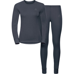 Odlo Active Warm ST Set Dames, india ink